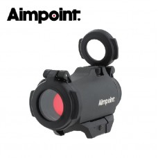 AIMPOINT MICRO H2 2MOA + WEAVER DOT SIGHT