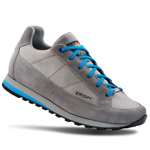 SCARPA CRISPI Addict Low Canvas GREY BLUE