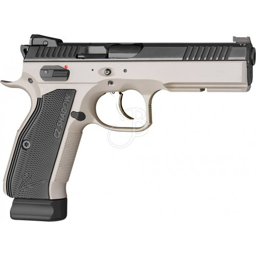 PISTOLA CZ SHADOW 2 URBAN GRY CAL 9X21 NEW