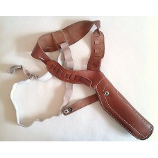 FONDINA ASCELLARE IN CUOIO - MDF HOLSTER