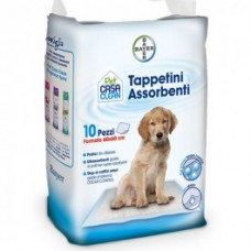BAYER  Pet Casa Clean Tappetini Assorbenti 60x60