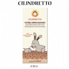 Lettiera Igienica Ecologica per Roditori Cilindretto (8 lt: kg 5)