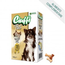 Ciuffi Tris | Biscottini croccanti
